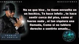 Tus Ojos No Me Ven  Jowell y Randy Ft. Joey Montana y Franco  Official Music Letra  Lyric