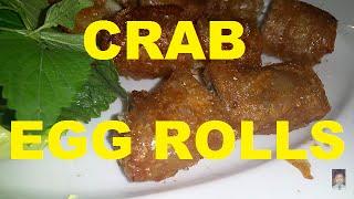 Ca Mau Vietnam  city photos : Quan Ut Ca Mau Crab Egg Rolls Wild Honey Saigon Vietnam 2016