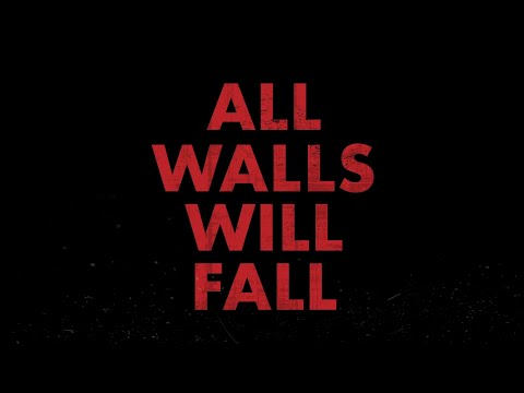 The Desperate Mind - All Walls Will Fall (Lyric Video)