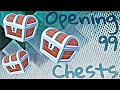 """Opening 99 Chest ~ My """"Luck"""" In The Games"""