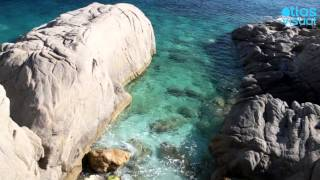 Ikaria Video Map: http://www.atlasvisual.com/ikaria-greece The most beautiful and the most famous beach of Ikaria. This is a small...