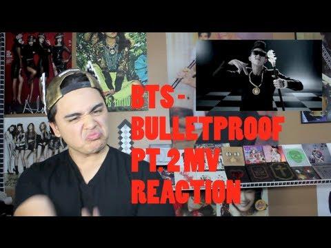 Video BTS - We Are Bulletproof PT 2 MV Reaction download in MP3, 3GP, MP4, WEBM, AVI, FLV January 2017