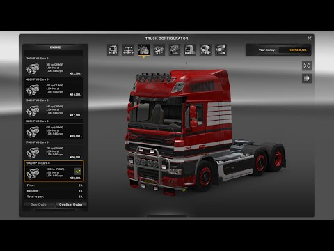 More Engines v1.0 by MasterMods (all trucks) 1.16.X