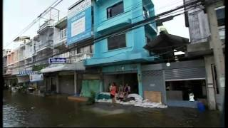 Battle To Save Bangkok From Floods