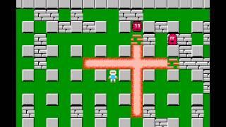 NES Longplay [460] Bomberman