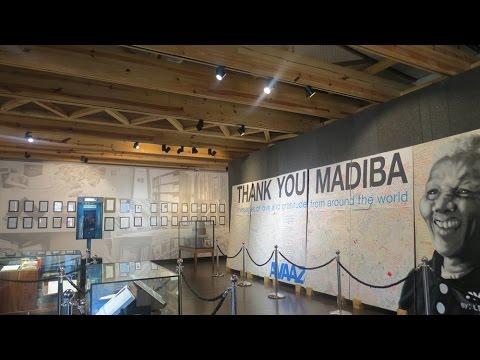 Remembering Mandela tribute expo opens in Johannesburg