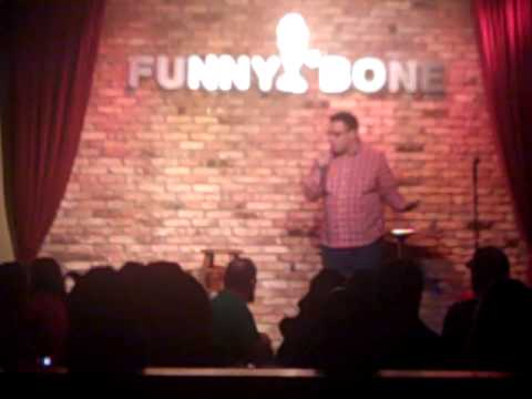 Luis Fuentes Guest Set at the Funny Bone 9-26-2013