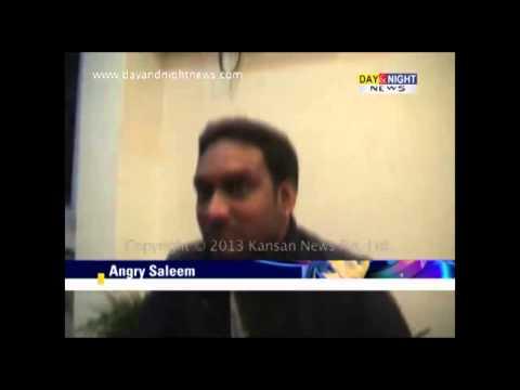 Angry Master Saleem   Saleem's anger outbursts on Yo! Yo! Honey Singh & Akshay Kumar