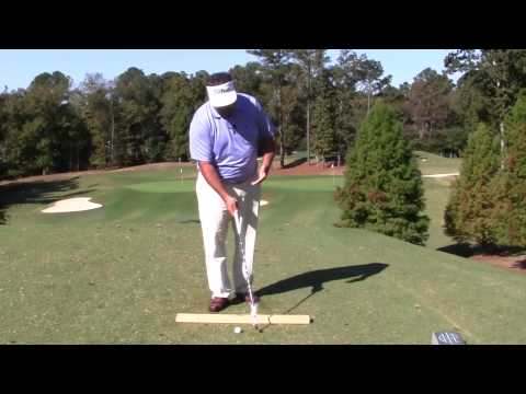 Golf Lessons and Tips:  The Secret To Backspin