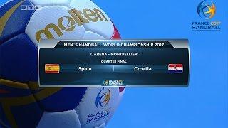 Prijenos utakmice Hrvatska Španjolska koja je odigrana 24.1.2017. Hrvatska je pobjedila rezultatom 30-29 , te se u petak...