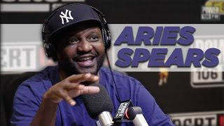 Dead On Impressions Of The Notorious B.I.G, DMX, & Jay-Z From Aries Spears
