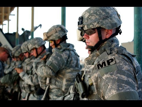U.S. Army Military Police Corps (documentary)