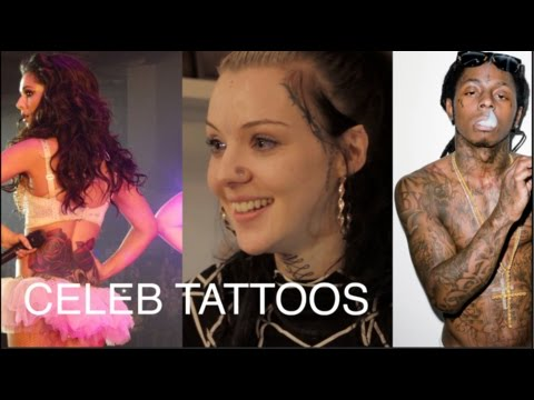 Grace Neutral on Celebrity Tattoos