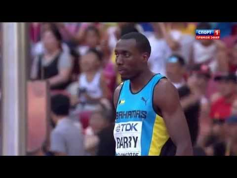 2.29 Trevor Barry HIGH JUMP WORLD CHAMIONSHIP Beijing 2015 qualification man