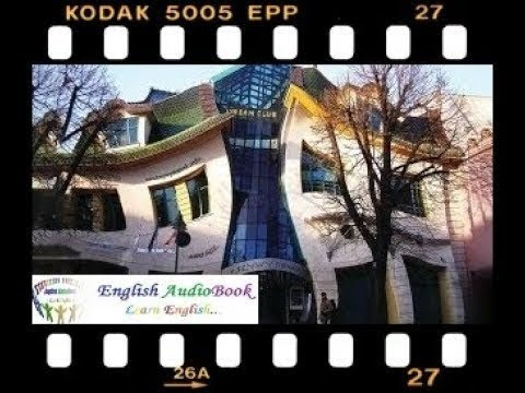 English Story ★ Crooked House ♥ Learn English Through Story ( pre intermediate level )!