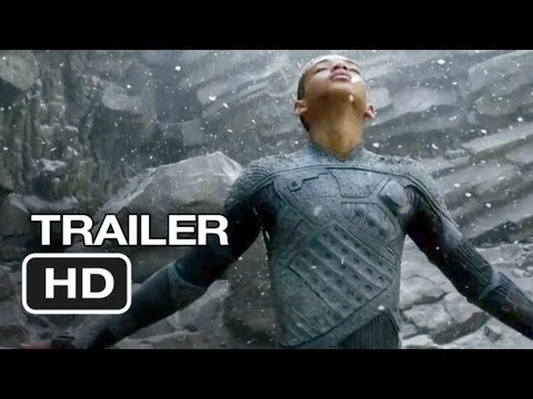 earth - Subscribe to TRAILERS: http://bit.ly/sxaw6h Subscribe to COMING SOON: http://bit.ly/H2vZUn After Earth Official Trailer #1 (2013) - Will Smith Movie HD After...