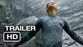 After Earth Official Trailer 1 2013  Will Smith Movie HD