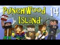 "Punchwood Island E14 ""Mine Shaft Expedition"" (Minecraft Family Survival)"