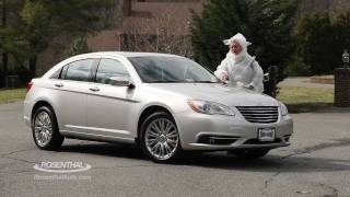 2011 Chrysler 200 Test Drive&review