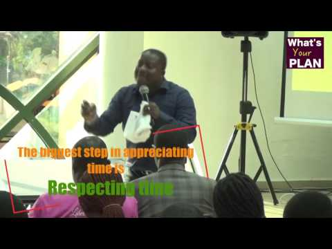 Reflections with Rev Gilbert Ossei - Episode 3