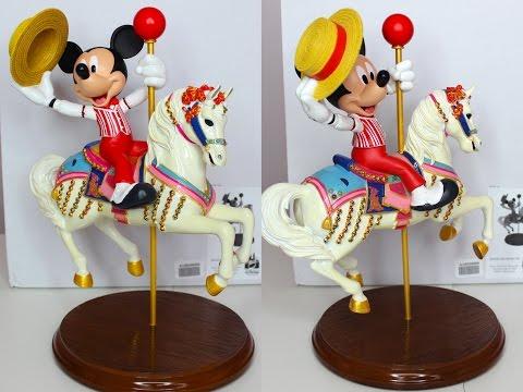 MED FIG / Figurine MK / Mickey & JINGLES Disneyland Paris