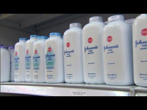 «جونسون آند جونسون» تعلم بوجود مواد مسرطنة في منتجاتها