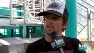 Jason Mraz Talks To Zac Brown Band About New Album&