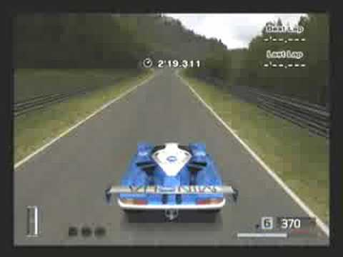Gran Turismo 4- Nordschleife Minolta 4'40.655