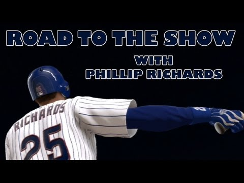 MLB 13 Road to the Show - Phillip Richards - My FIrst World Series [Ep21]_MLB Baseball, Major League Baseball. MLB's best of the week