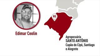 RS - Santiago - Edimar Ceolin