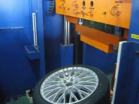Испытание диска WSP Italy W252 PRIME на удар (Alfa Romeо)