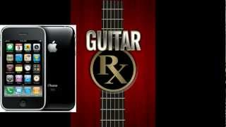 Guitar Rx Riff Practice App YouTube video
