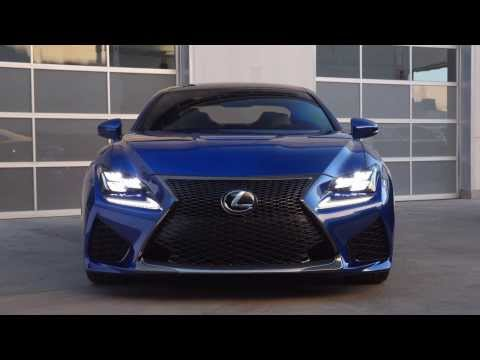 Lexus RC F | Officially Unveiled