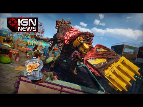 Using - Sony has released an advertisement for a PlayStation Network sale that makes use of the freely available font created for Xbox One-exclusive Sunset Overdrive.