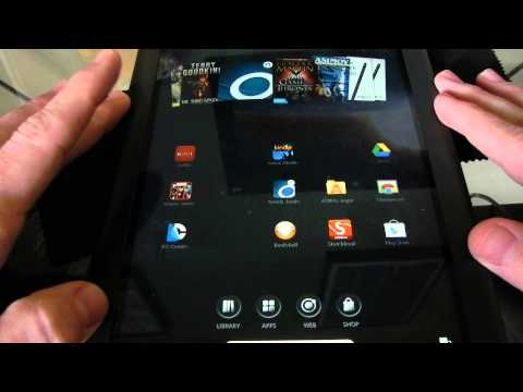 Review of Nook HD+ 9 inch tablet