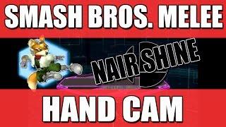 Fox Nair Shine pressure handcam