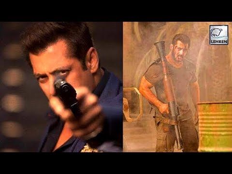 Salman Khan's Transition From Tiger Zinda Hai's Wr