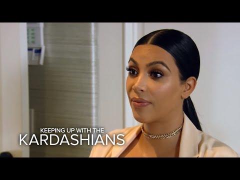 KUWTK   Kim Kardashian and Kris Jenner Make $1M Bet   E!