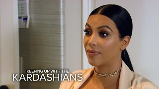KUWTK | Kim Kardashian and Kris Jenner Make $1M Bet | E!