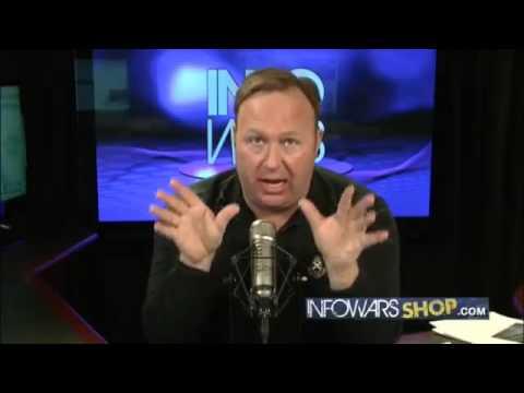 Alex Jones Warns of Doomsday Super Volcano   YouTube