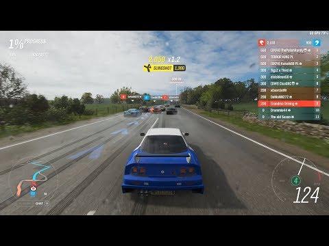 Forza Horizon 4 - Nismo GT-R LM Forza Edition has Insane Cornering Speeds! [S2 Class]
