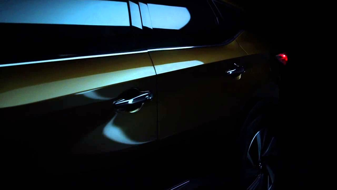 2015 Nissan Murano: тизер