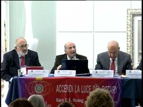 Seminario Immagine Pubblica, 24 settembre 2016, Taranto - 4° Parte - Distretto 2120 - R.I.