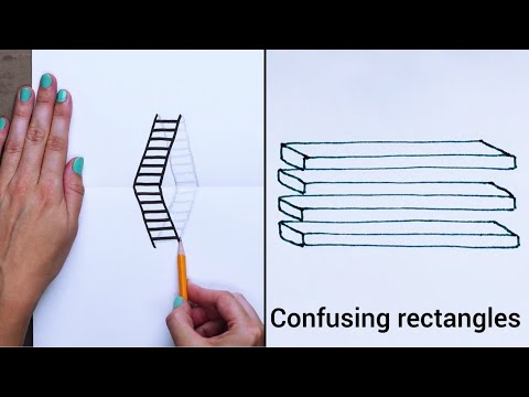 20 Cool Drawing Tricks and Art Hacks I DIY by Blossom