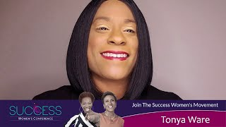 TonyaWare at the Success Women's Conference