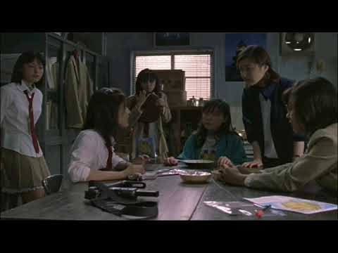 Battle Royale (2000): Day2 death scenes