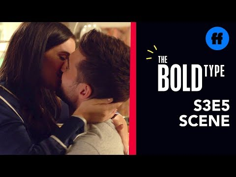 The Bold Type Season 3, Episode 5 | Ryan's Book Gets Published | Freeform
