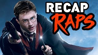 A recap of the entire Harry Potter movie franchise in one epic rap!Lord of the Rings Recap Rap! ► http://bit.ly/2ssRL63SUBSCRIBE! ► http://bit.ly/Sub2TWZRECAP RAPS - ALL 8 HARRY POTTER MOVIESA recap of the entire Harry Potter film franchise (based on the books by JK Rowling) in 3 minutes, inspired by the Harry Potter theme song and music. Say hello again to the wonderful wand wielding wizards of Hogwarts and revisit your favorite Harry Potter characters like Ron Weasley, Hermione Granger, Dumbledore, Severus Snape, Sirius Snape and Lord Voldemort. Recap Raps is a music comedy series where we summarize your favorite pop culture movies and tv shows into short delectable rap songs.Written by Brian O'Sullivanhttps://www.youtube.com/user/BrianOSullivanComedyPerformed by Ryan TellezMusic Produced by Peter de LeonEdited by Chris YuleVFX Titles by Robert Holtby- The Warp Zone -Subscribe! http://youtube.com/TheWarpZoneLike us on Facebook! http://facebook.com/TheWarpZoneFollow us on Twitter! http://twitter.com/WarpZoneTweetsFollow us on Instagram! http://instagr.am/WarpZoneGrams