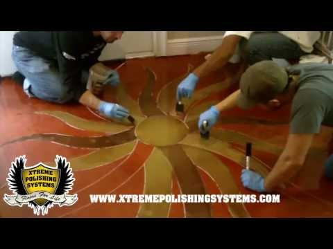 How to do Epoxy Floors - Start to Finish