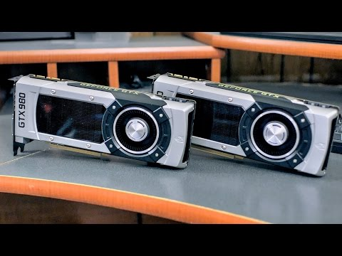 nvidia - Squarespace: http://www.squarespace.com/tot Free Trial + 10% off with offer code TOT 4K NVIDIA GTX 980 SLI Performance Review (vs R9 295X2) Subscribe! http://bit.ly/SubTechofTomorrow Try...